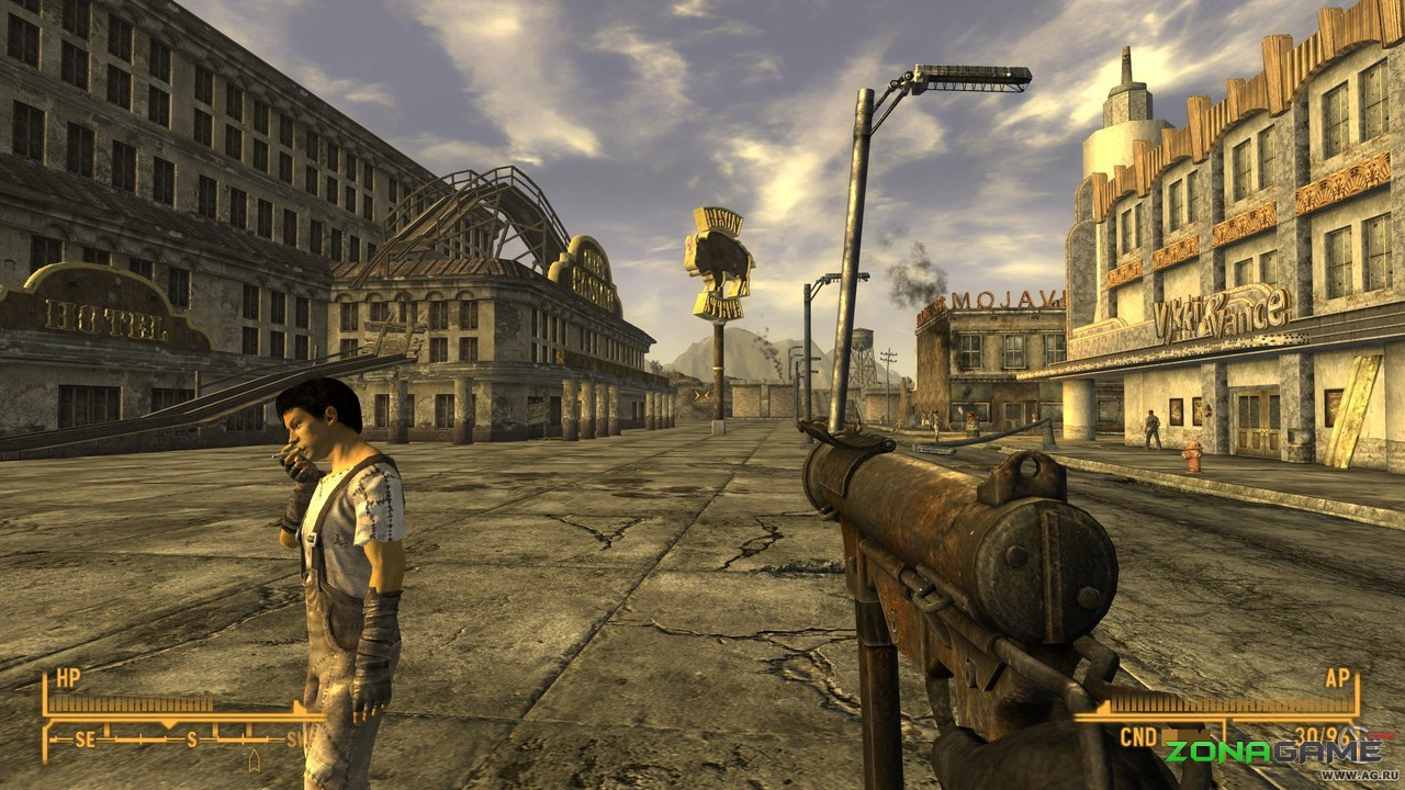 Fallout fallout_3 lucy_west ranged_weapon tagme