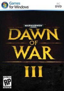 Warhammer 40 000 Dawn of War 3
