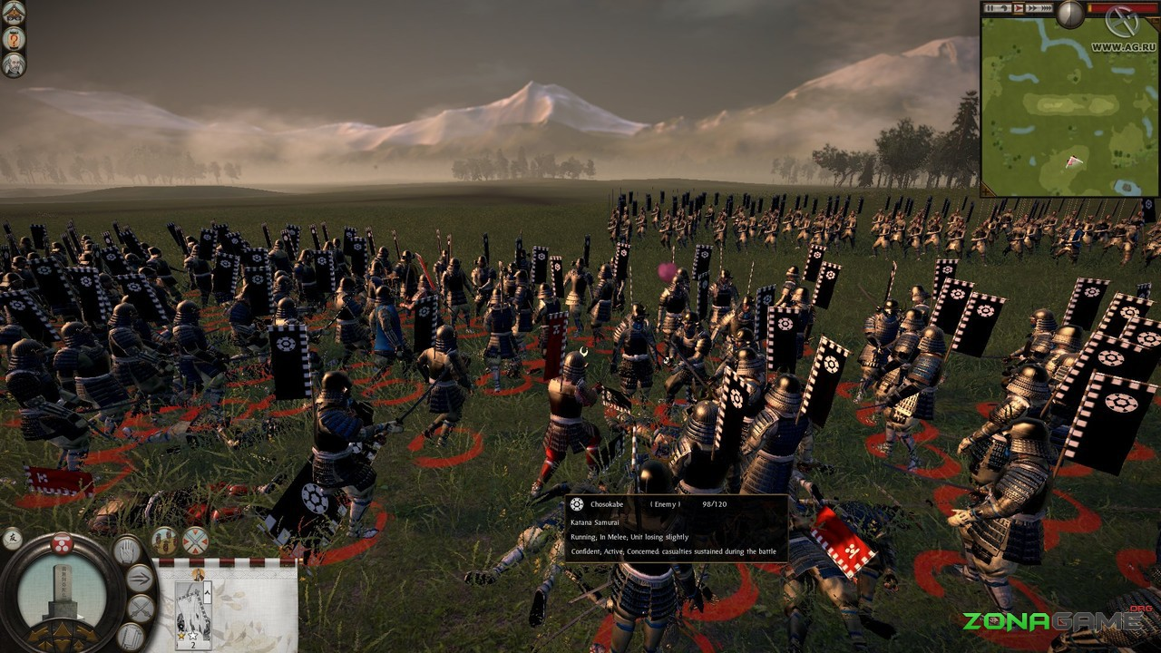 Скачать торрент Shogun 2: Total War - Золотое издание (2 11