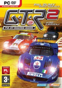 GTR 2: FIA GT Racing Game (2006) [RUS]