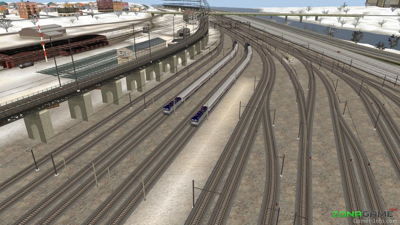 Trainz Simulator 2008 Торрент