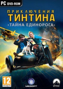 The Adventures of Tintin: The Secret of the Unicorn - The Game скачать торрент