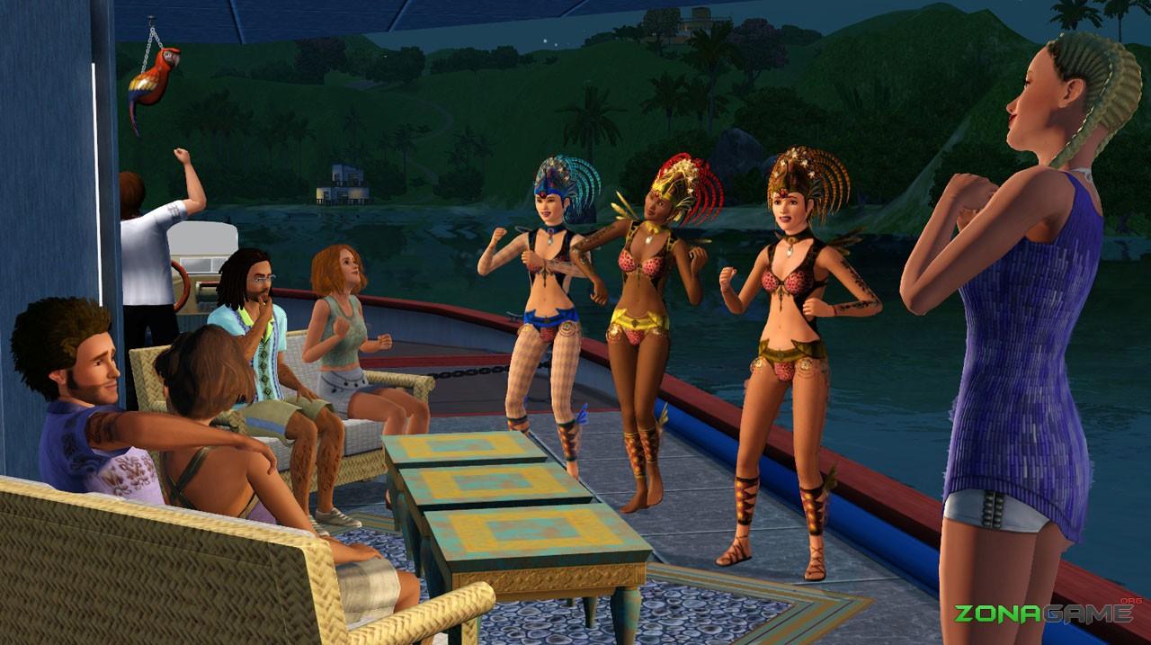 Где Можно Игру Sims 3