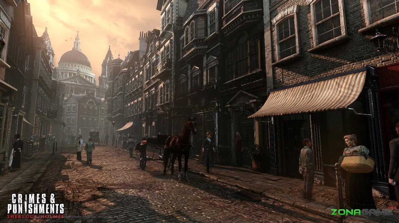Скачать Игру Шерлок Холмс Против Джека Потрошителя Через Торрент