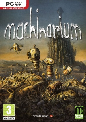 Machinarium ������� �������