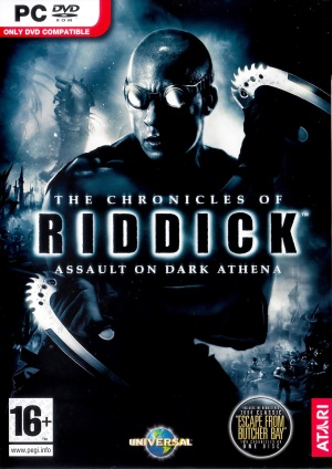 The Chronicles of Riddick: Assault on Dark Athena (2009)