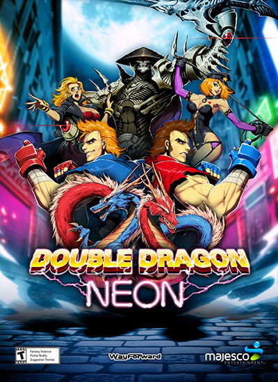 Double Dragon: Neon (2014)