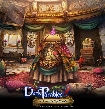 Dark Parables 6: Jack and the Sky Kingdom скачать торрент