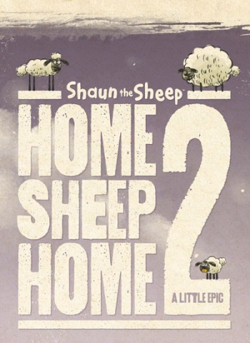 Home Sheep Home 2 (2014)