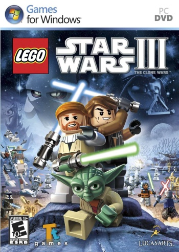 LEGO Star Wars 3: The Clone Wars (2011)