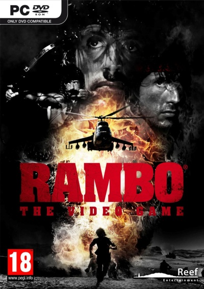 Rambo The Video Game ������� �������