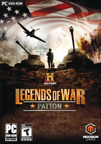 Legends of War: Patton's Campaign ������� �������