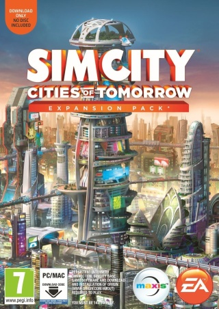 SimCity: Cities of Tomorrow ������� �������