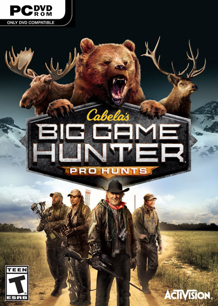 Cabela's Big Game Hunter Pro Hunts 2014