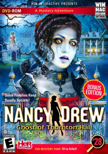 Nancy Drew: Ghost of Thornton Hall скачать торрент