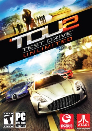 Test Drive Unlimited 2 ������� �������