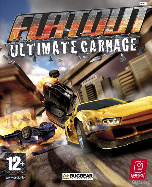 FlatOut: Ultimate Carnage (2008)