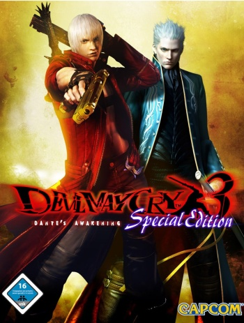 Devil May Cry 3: Dante's Awakening Special Edition скачать торрент