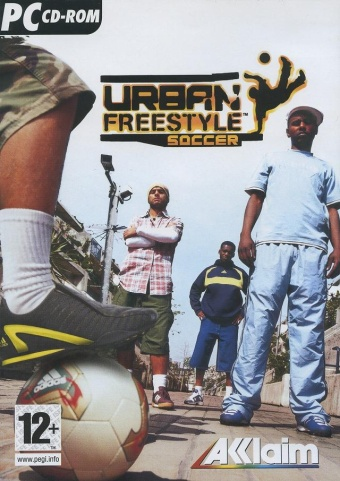 Urban Freestyle Soccer ������� �������