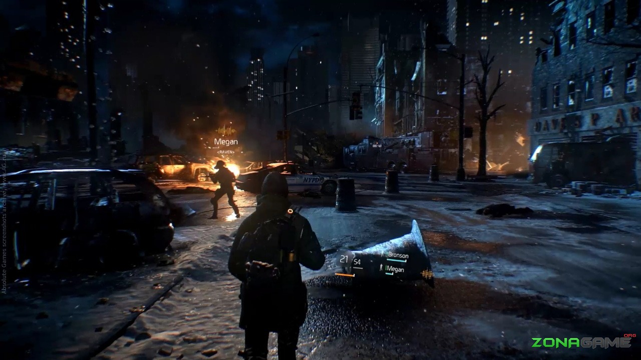 The Division Торрент Pc