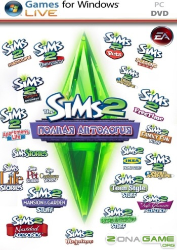 The Sims 2: ��������� (2004-2008)