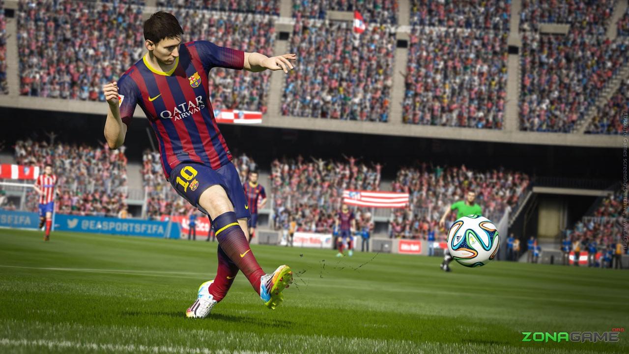FIFA 15 (2014) PC - Скриншот 1