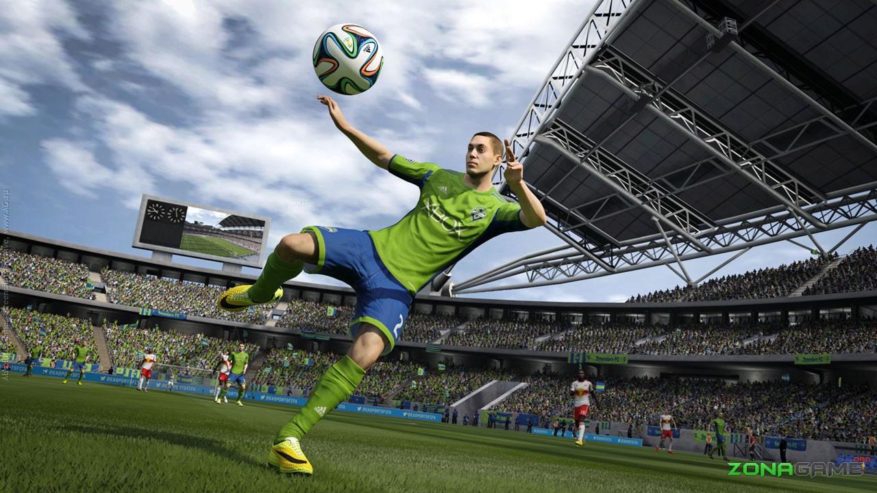FIFA 15 (2014) PC - Скриншот 2