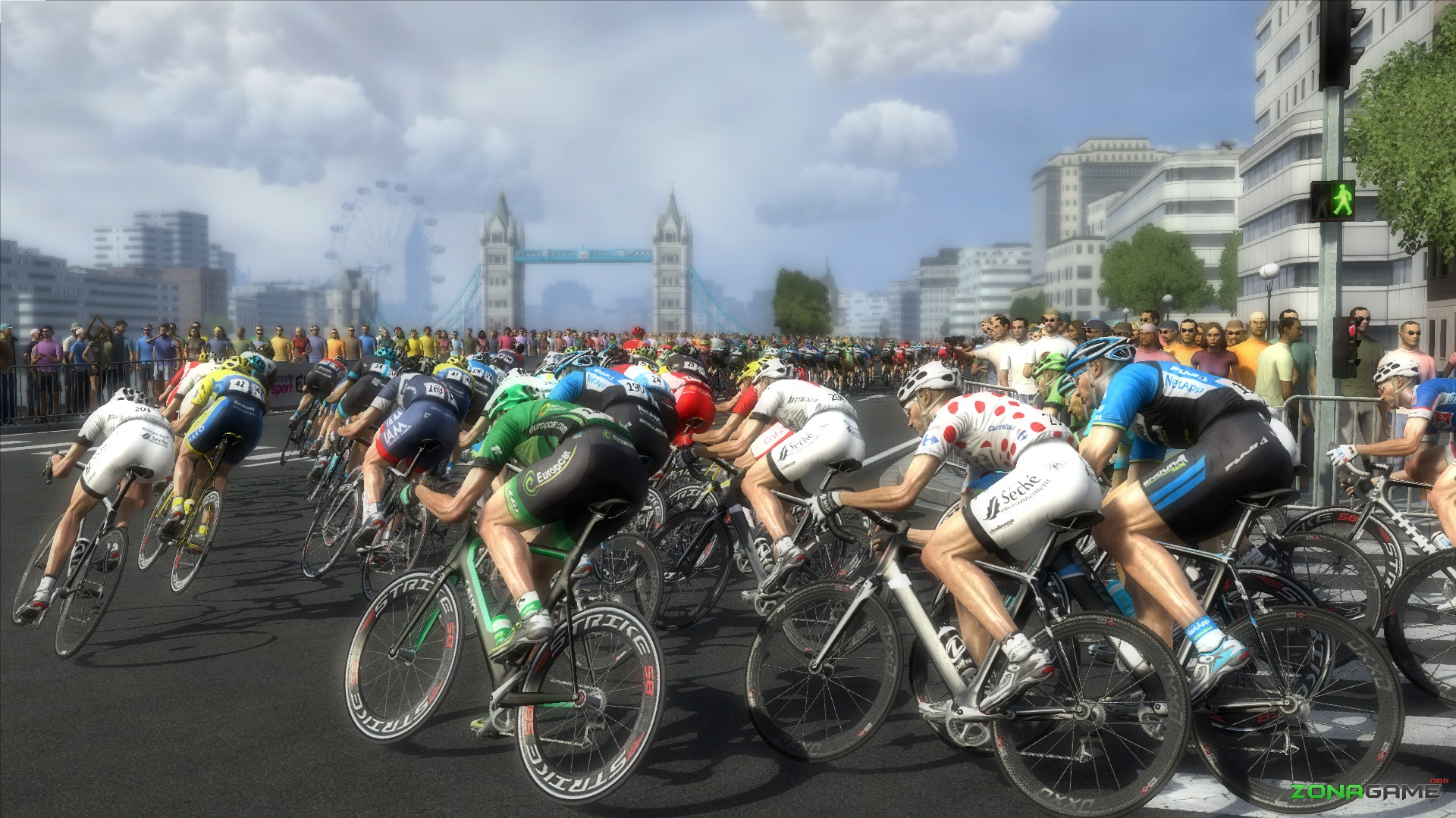 Pro Cycling Manager 2014 (2014) PC - Скриншот 3