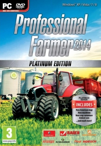 Professional Farmer 2014 Platinum Edition скачать торрент