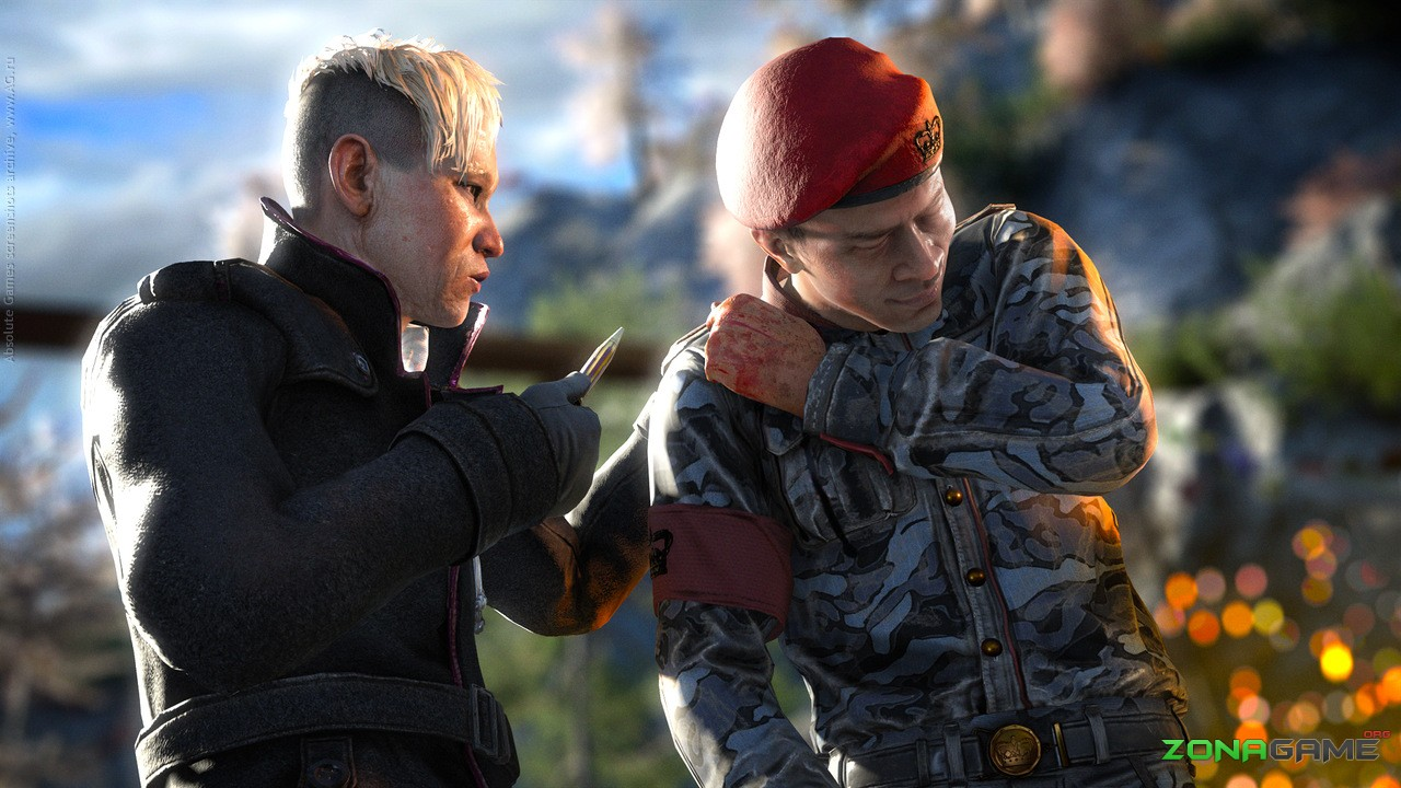 Far Cry 4 (2014) PC - Скриншот 2