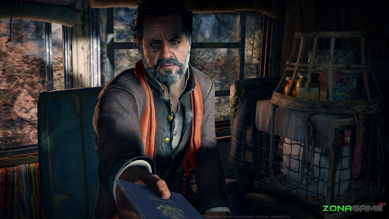 Far Cry 4 (2014) PC - Скриншот 1