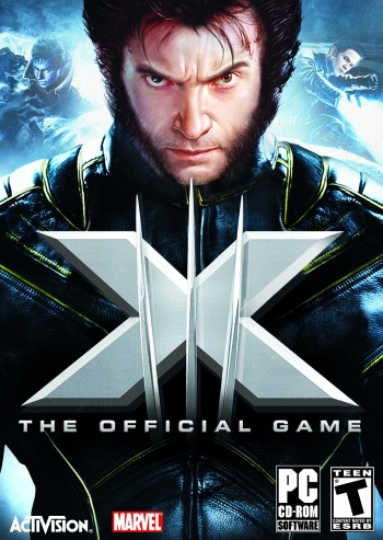 X-Men: The Official Game ������� �������