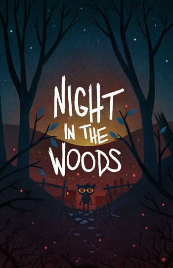 Night in The Woods (2015)