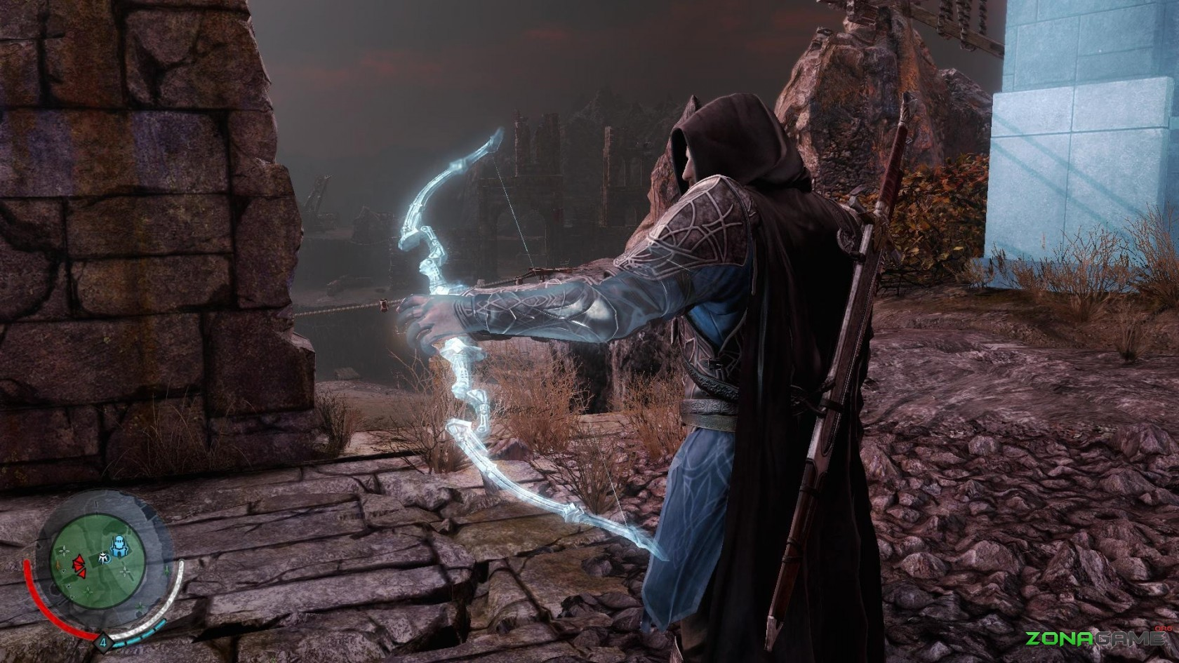 Middle-earth: Shadow of Mordor (2014) PC - Скриншот 2