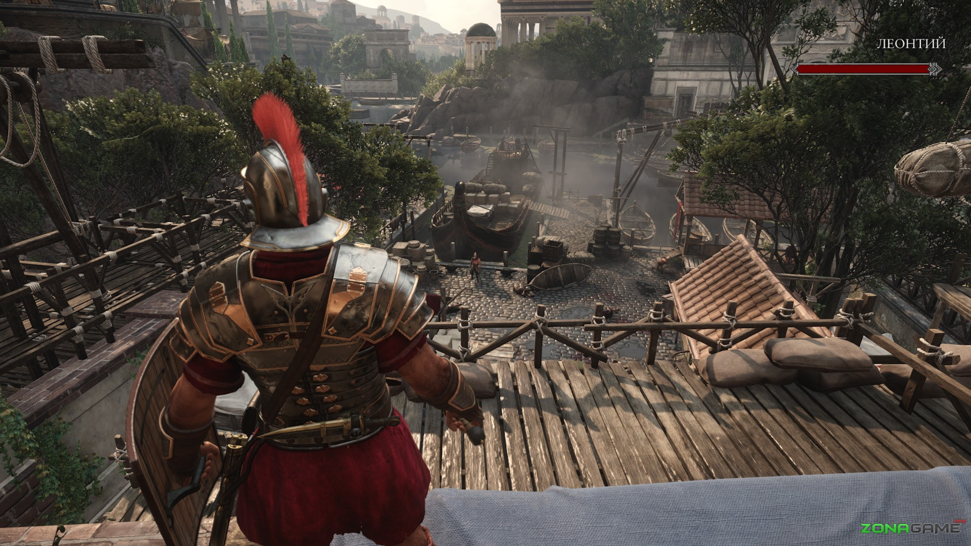 Ryse: Son of Rome (2014) PC - Скриншот 1