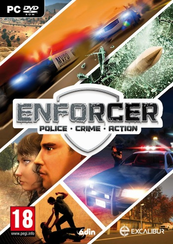 Enforcer: Police Crime Action (2014)