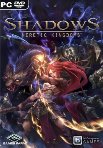 Shadows: Heretic Kingdoms - Book One Devourer of Souls ������� �������