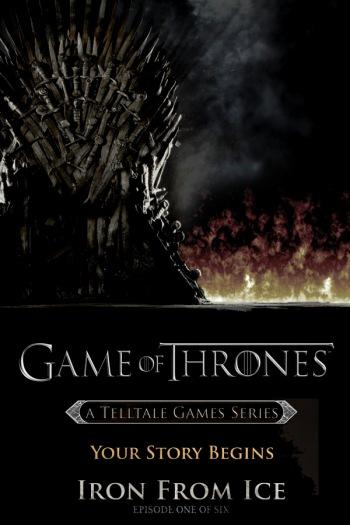 Game of thrones a telltale games series скачать торрент