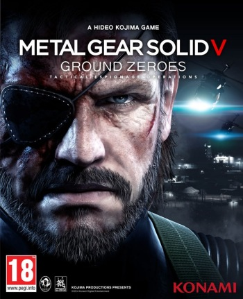 Metal Gear Solid V: Ground Zeroes скачать торрент