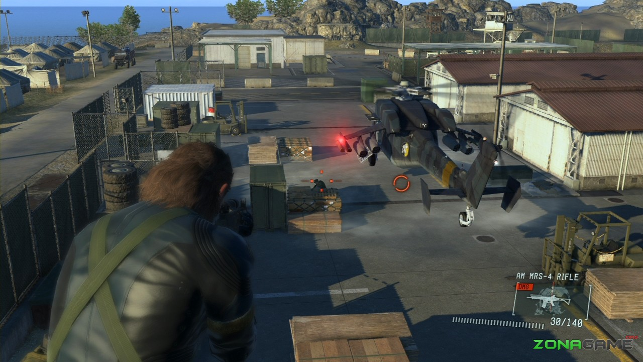 Metal Gear Solid V: Ground Zeroes (2014) PC - Скриншот 3