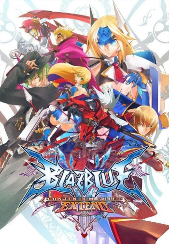 BlazBlue: Continuum Shift Extend (2014)