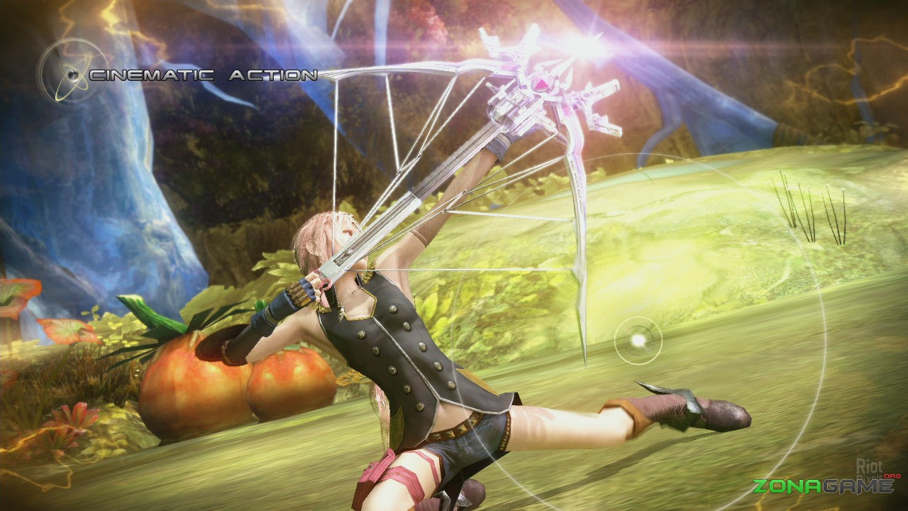 Final Fantasy XIII-2 (2014) PC - Скриншот 2