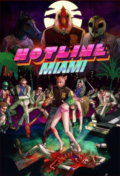 Hotline Miami (2012)