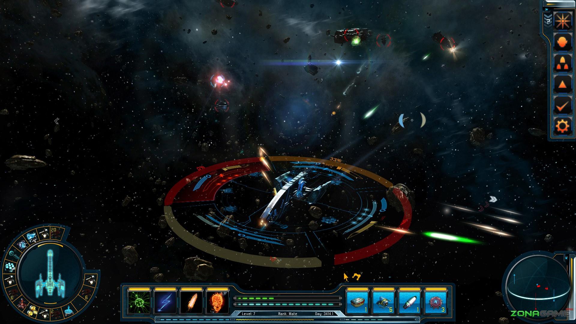 Starpoint gemini 2 как сделать на весь экран