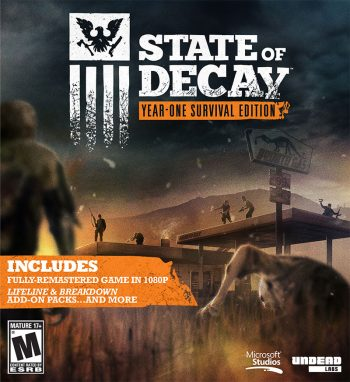 State of Decay: Year-One Survival Edition скачать торрент