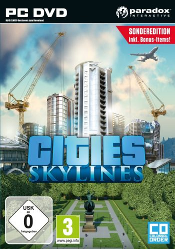 Cities: Skylines - Deluxe Edition скачать торрент