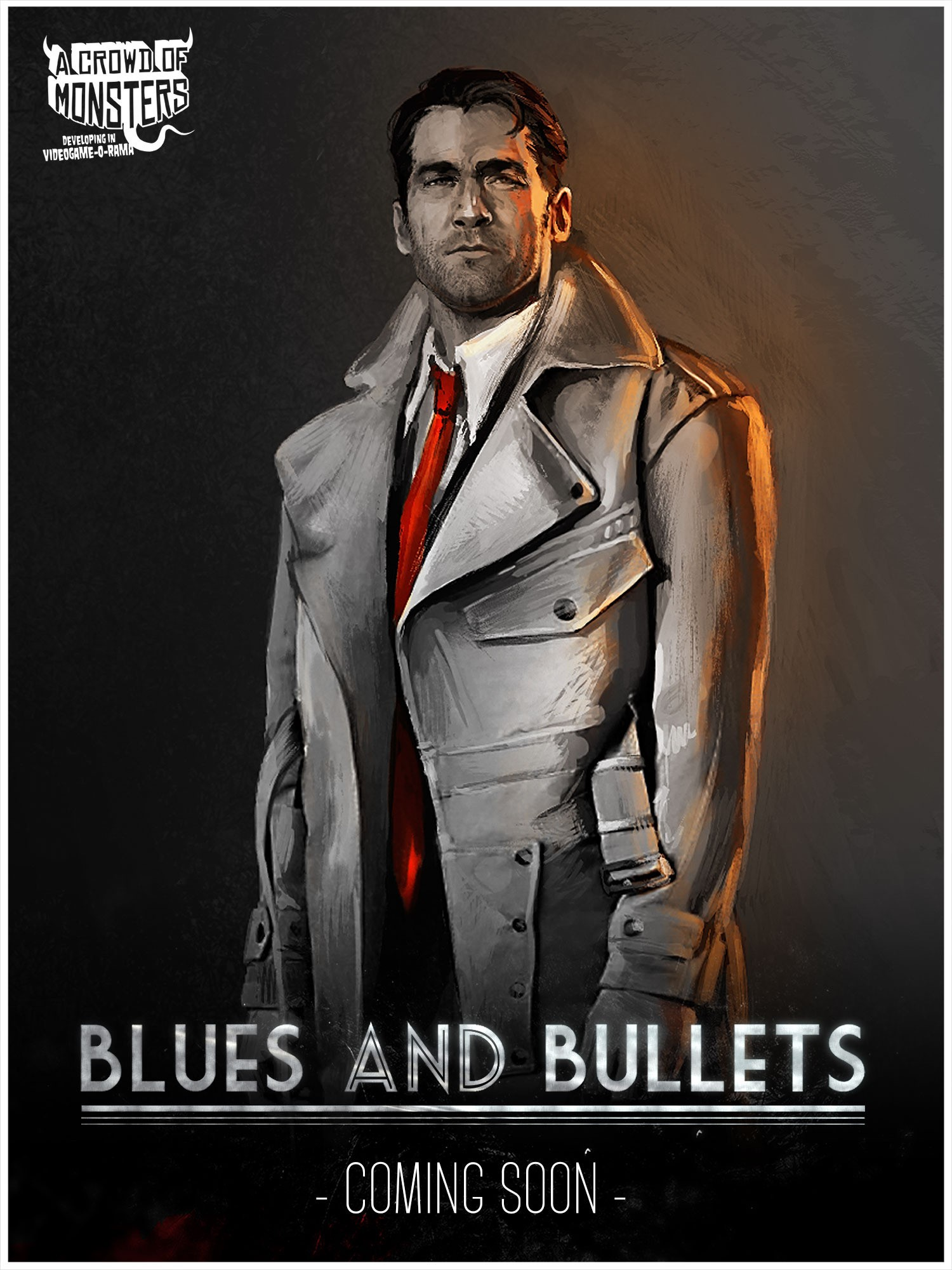 Blues and Bullets Episode 1-2