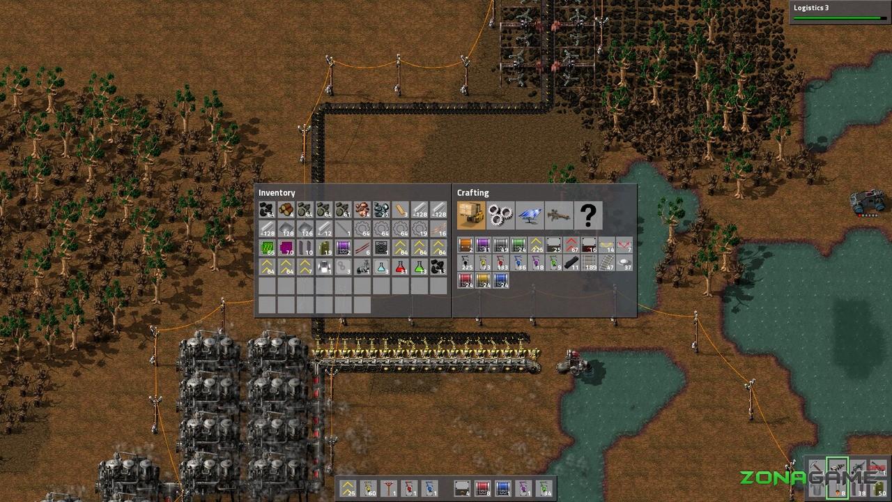 Factorio (2015) PC - Скриншот 1