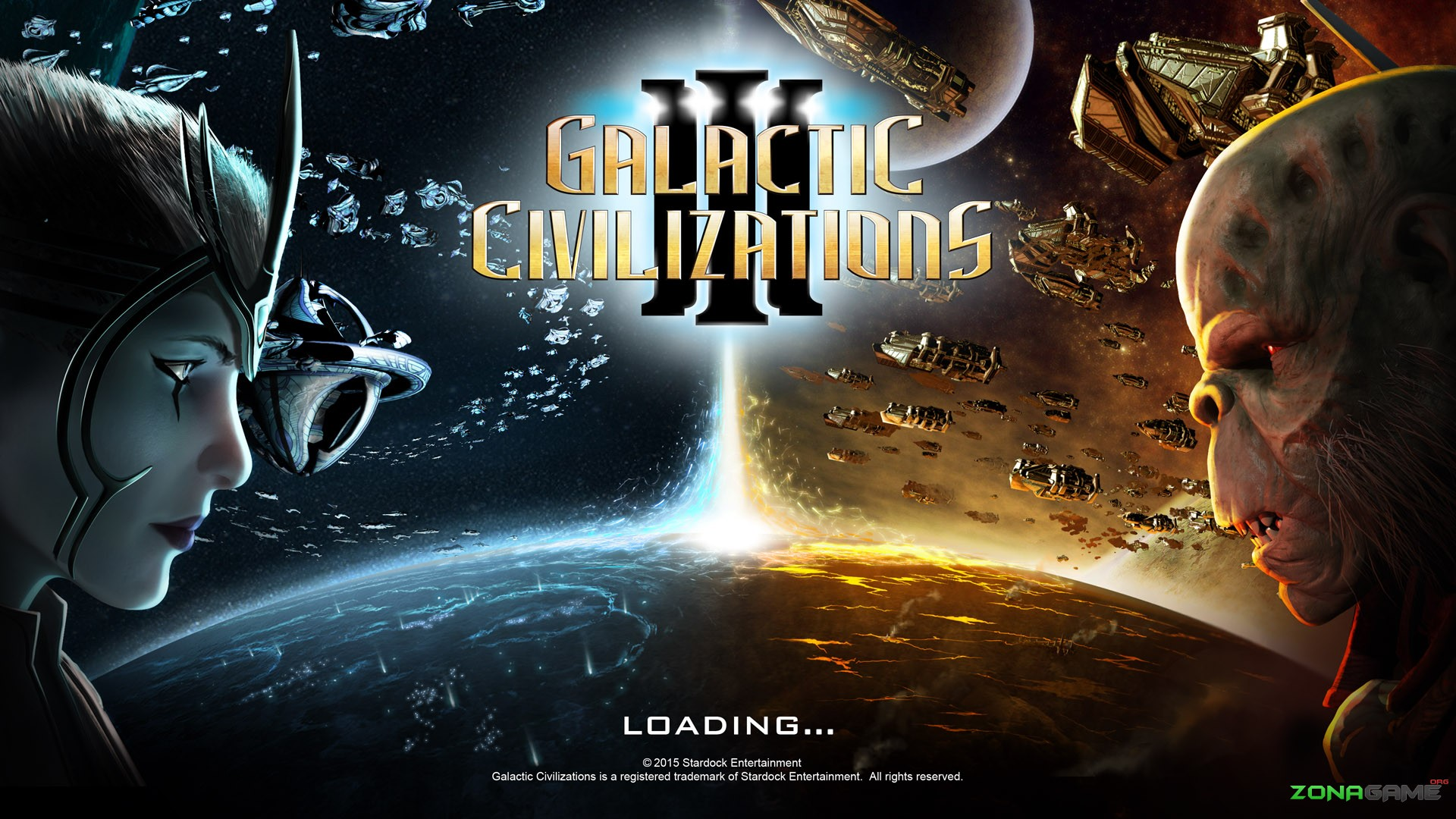 Galactic Civilizations 3 (2015) PC - Скриншот 1
