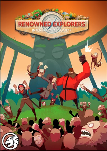 Renowned Explorers: International Society скачать торрент